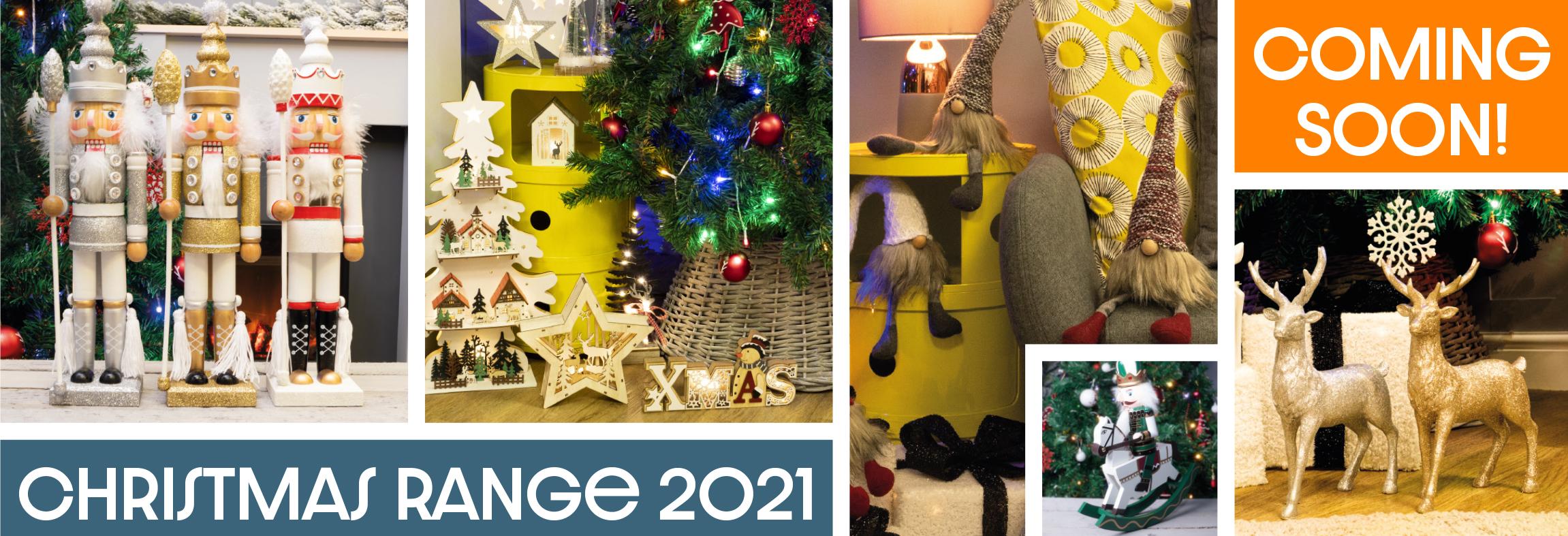 Christmas Decoration Range